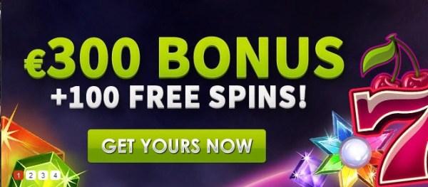 BetAt Casino Welcome Bonus