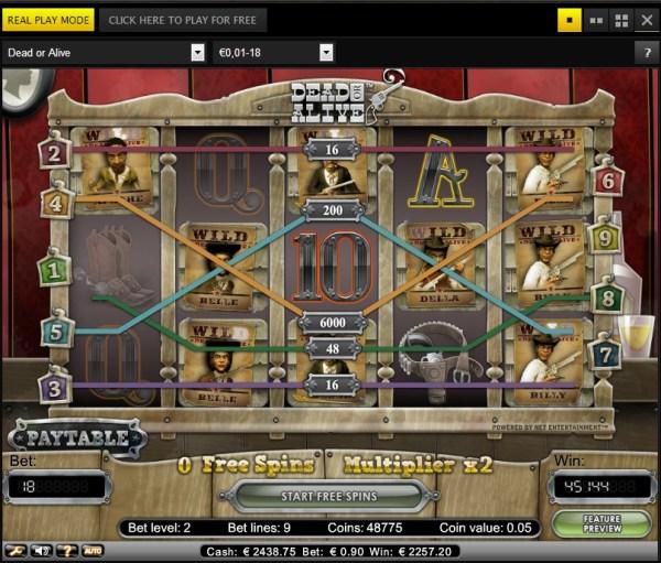 Casino Euro Big Win