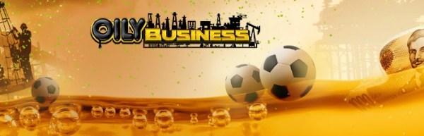 Betsson Casino - Oily Business Slot