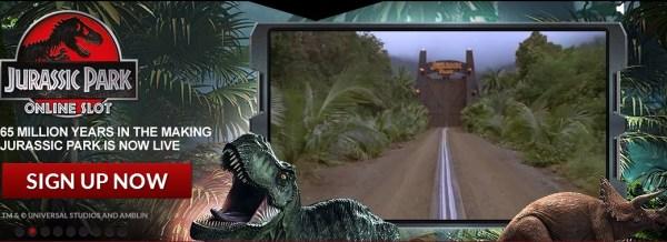 Guts Casino Jurassic Park Big Win