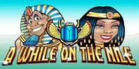 A While on the Nile NYX Gaming Slot