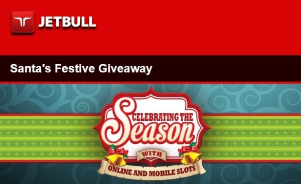 JetbUll Casino Christmas Promo