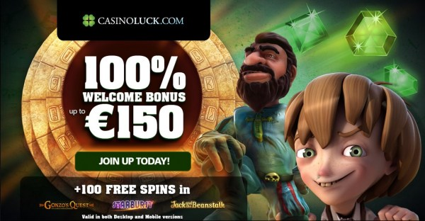Casino Luck New Bonus Offer