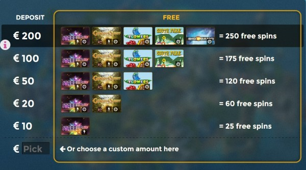 Casino Heroes 10 Free Spins No Deposit