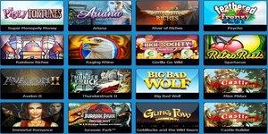 Whitebet Casino Screen 2