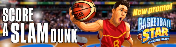 Casino Luck BasketBall Star Promotion