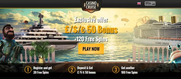 Casino Cruise New Bonus