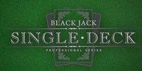 Free Single Deck Blackjack NetEnt
