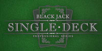 Free Single Deck Blackjack NetEnt