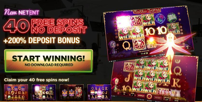 Slot joint casino no deposit bonus legal us gambling online