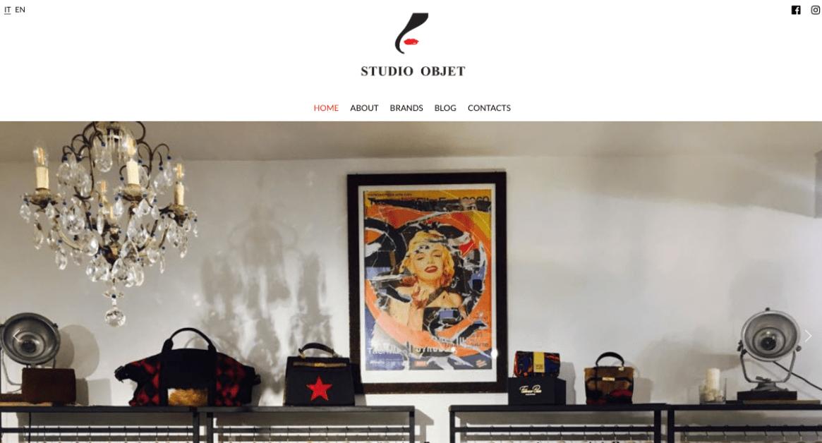 studio objet