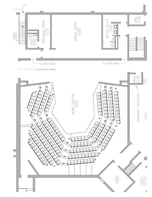 proscenium stage diagram box 2002 jeep liberty parts rent a theatre st norbert college webb layout jpg