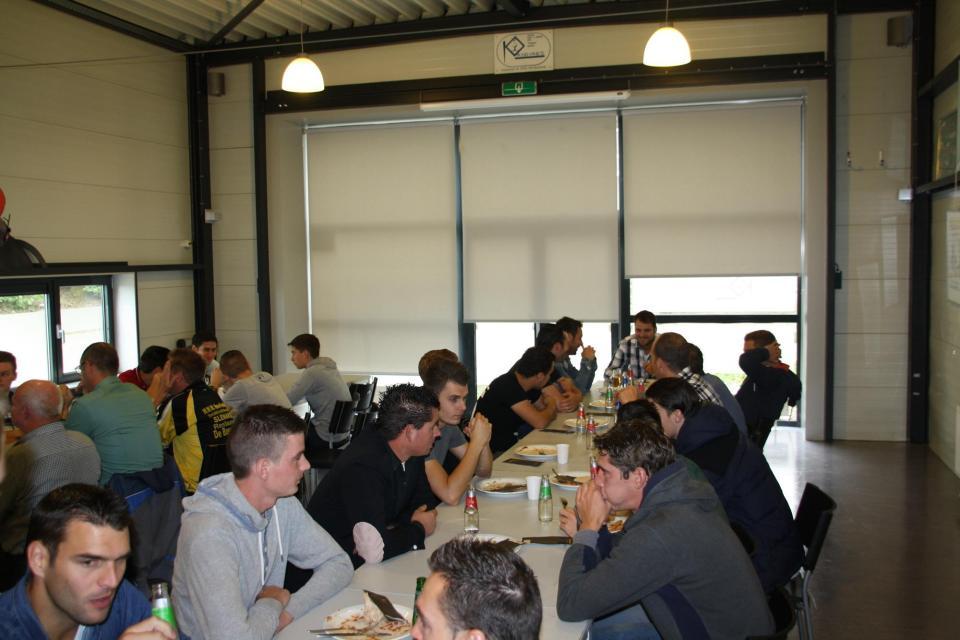Gezamenlijke Lunch SNC '14