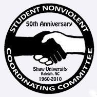 SNCC 50th Anniversary Logo