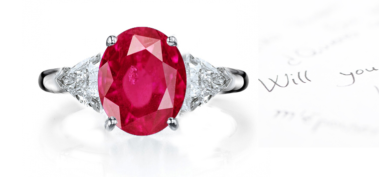 Image Result For Wedding Rings Ruby