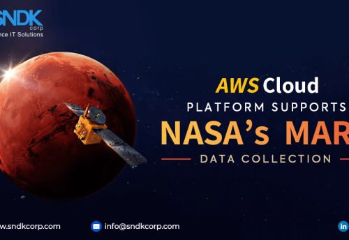 AWS Cloud Platform Supports NASA's Mars Data Collection