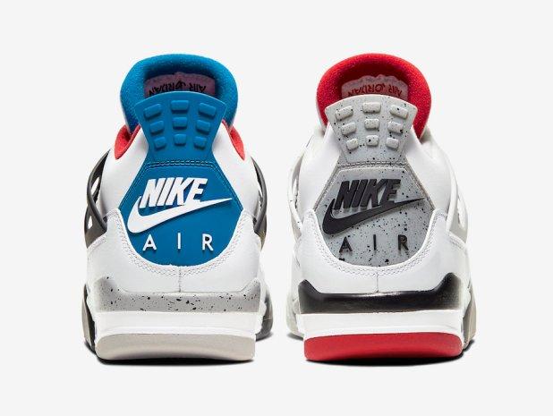 Nike Air Jordan 4 - What The - CI1184-146 - 05