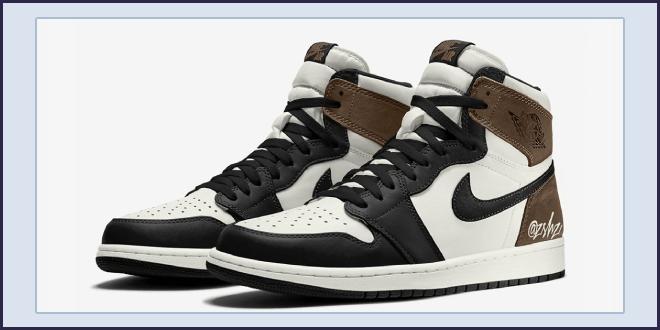 Sneaker Nieuws en Geruchten - Jordan 1 - Dark Mocha - 2020 - zSneakerHeadz