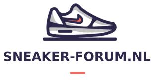 Sneaker Forum website blijft open. Forum tijdelijk dicht