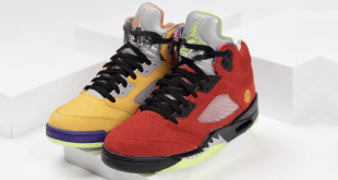 Air Jordan 5 - What The (CZ5725-700)