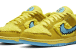 Grateful Dead x Nike SB Dunk Low - Yellow Bear - CJ5378-700