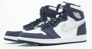 Air Jordan 1 High OG CO.JP - Midnight Navy (DC1788-100)