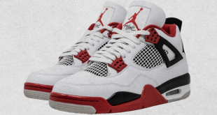 Sneaker Release: Air Jordan 4 - Fire Red 2020 (DC7770-160)