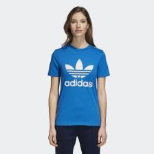 adidas Originals Trefoil Tee - Γυναικείο Μπλουζάκι (9000033149_3833)