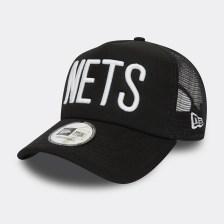 New Era NBA Team Brooklyn Nets Trucker Hat (9000050753_17064)