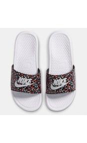 Nike Benassi Jdi Print Γυναικείες Παντόφλες (9000053053_45610)