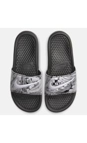 Nike Benassi Jdi Print Γυναικείες Παντόφλες (9000053051_1480)