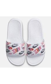 Nike Benassi JDI Print Γυναικείες Slides (9000053052_45609)