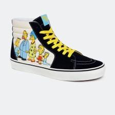 Vans x The Simpsons Ua Sk8-Hi Ανδρικά Παπούτσια (9000063455_48773)