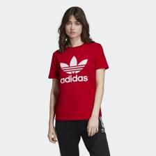 adidas Originals Women Trefoil Tee (9000031678_10260)