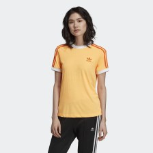 adidas Originals 3-Stripes Tee - Γυναικεία Μπλούζα (9000031673_10518)