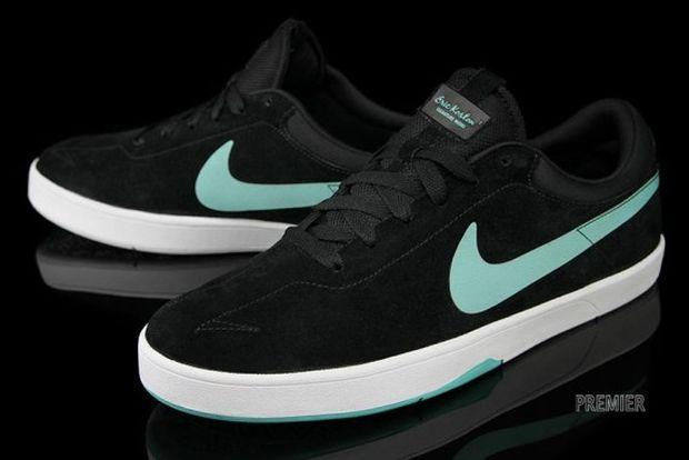 Nike Eric Koston 1 – Black – Crystal Mint