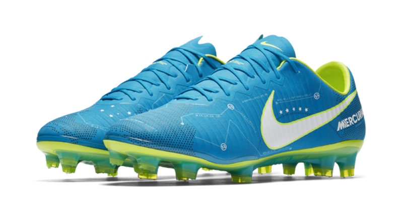 "Neymar Nike Mercurial Vapor ""Written in the Stars"" focicipője"