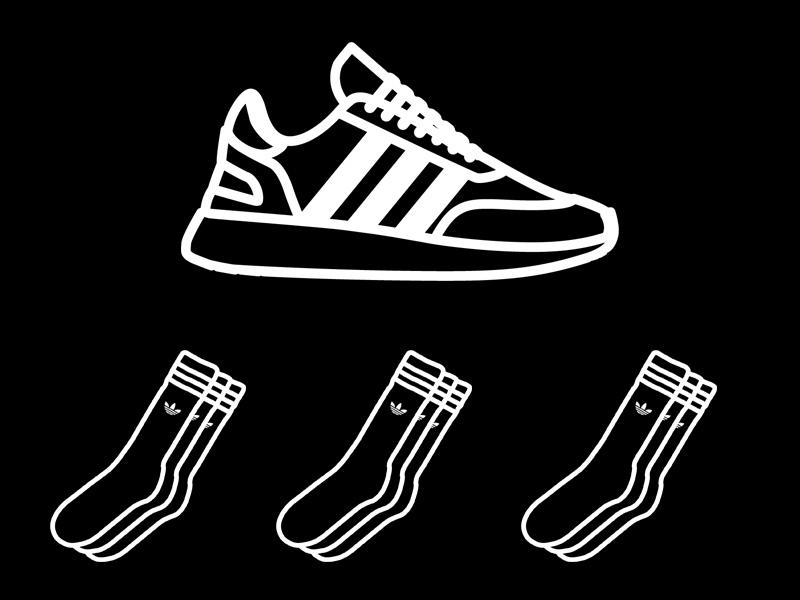Nyerj magadnak egy I-5923 sneakert és mellé zoknit a barátaidnak!