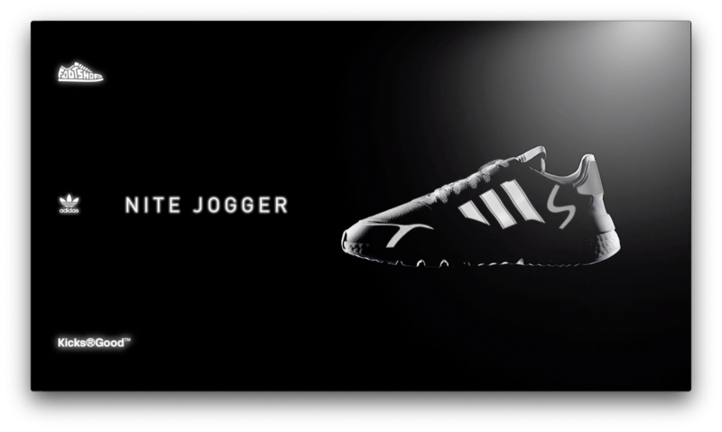Footshop X adidas Nite Jogger // Kicks R Good 420