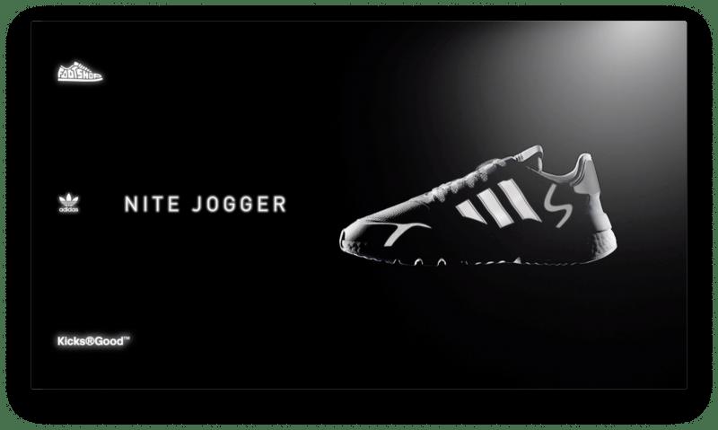 Footshop X adidas Nite Jogger // Kicks R Good 420