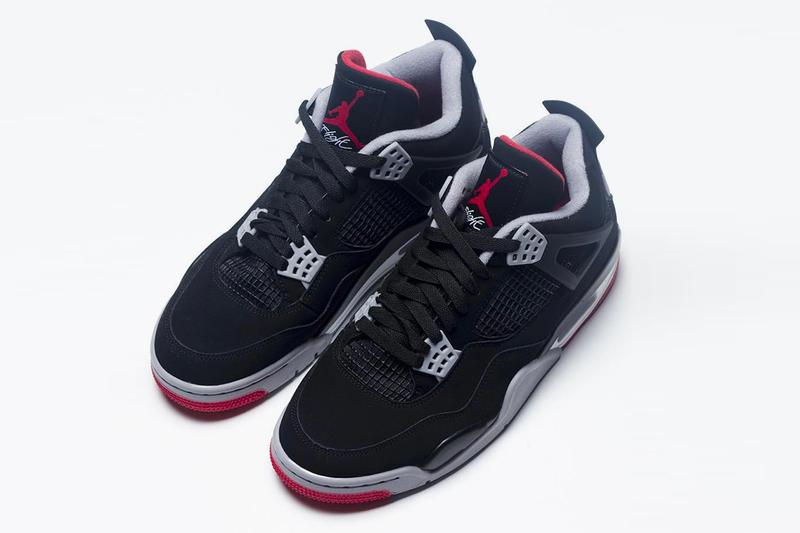 Nike Air Jordan 4 Bred