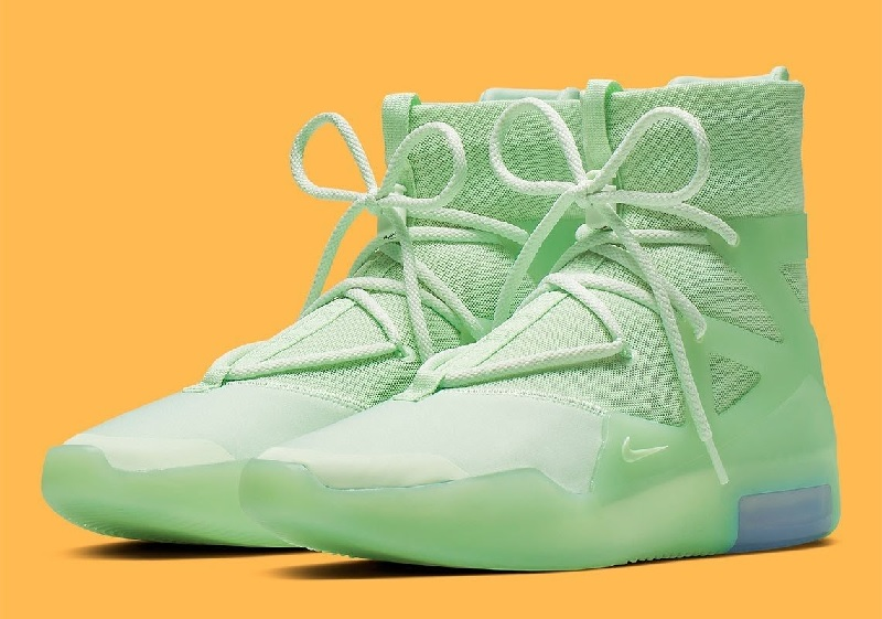 """Nike Air Fear Of God 1 """"Frosted Spruce"""