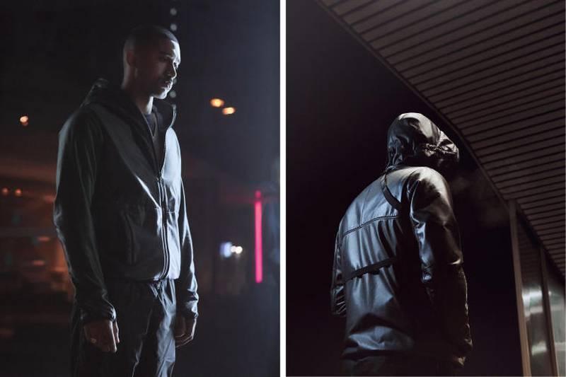 ACRONYM x Gore-Tex kabát