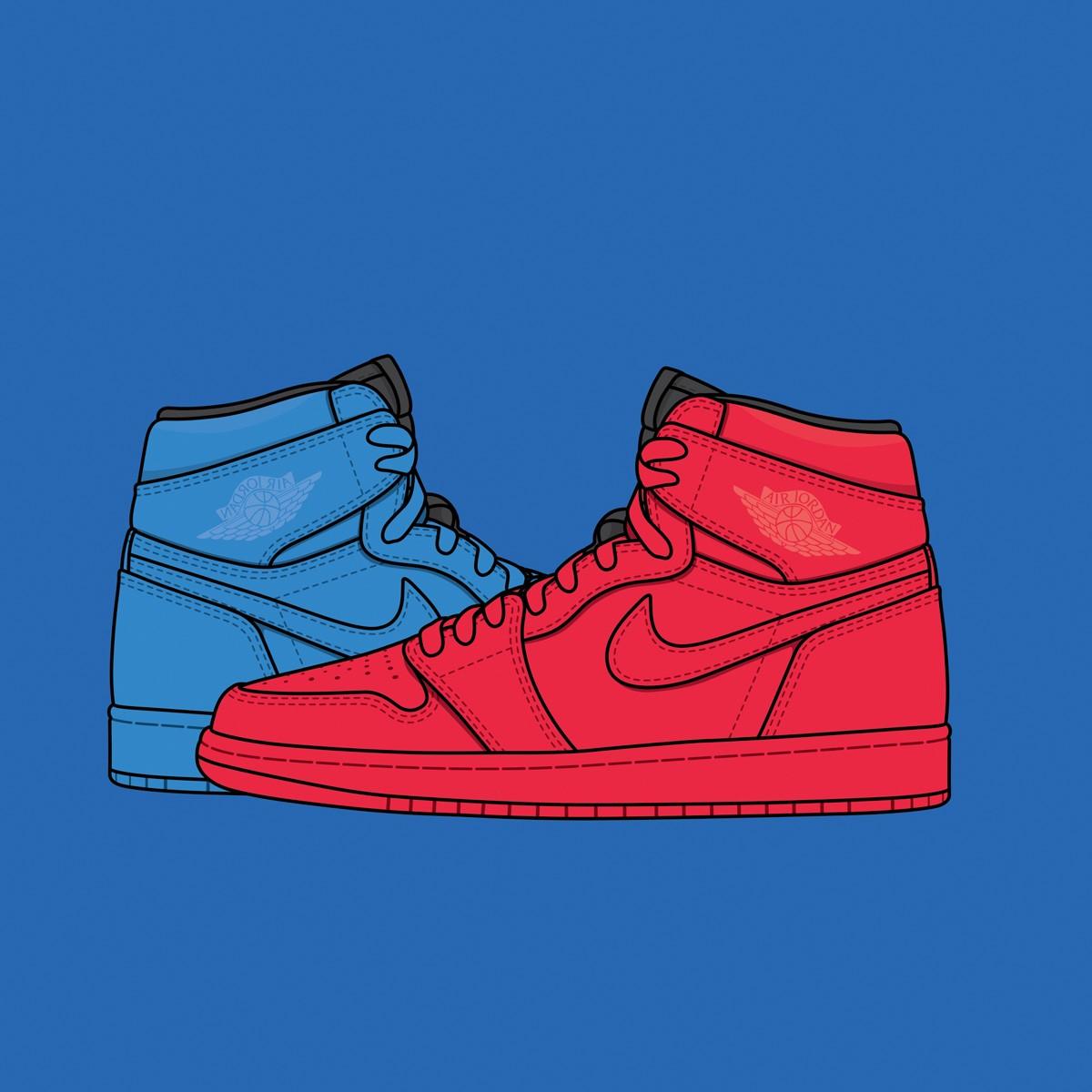 """Nike Air Jordan 1 """"Quai54 F&F"""""""