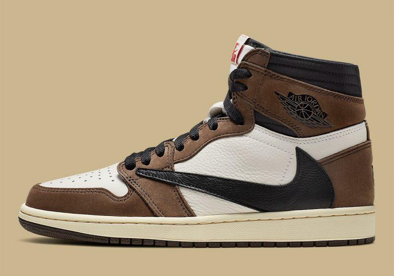 Travis Scott 2019-es Jordan 1 cipője - A nyár egyik legnagyobb slágere