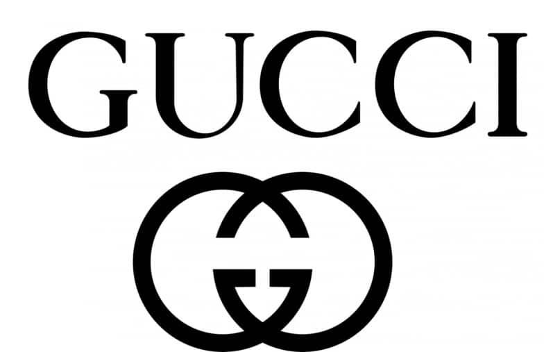 Logo Guccio Gucci emlékére