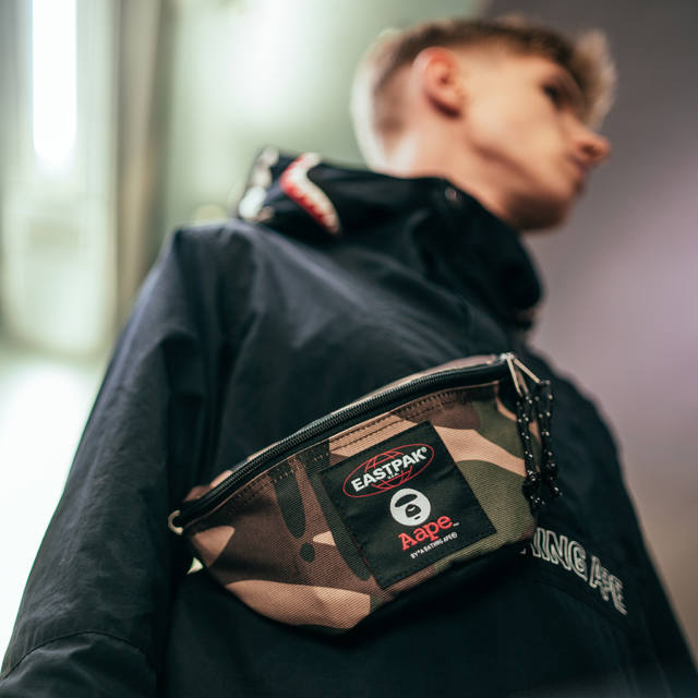 Eastpak x AAPE Springer