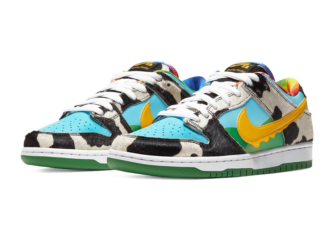 Ben and Jerry's x Nike SB Dunk - a Chunky Dunky