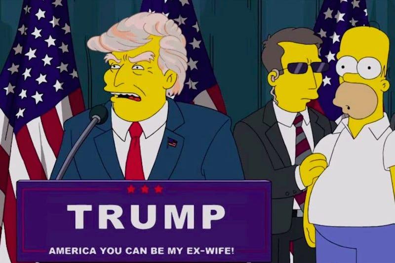 A Simpson alkotói a jövőbe látnak?