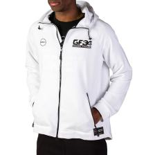 GSA X GREEK FREAK HOODIE JACKET 34-18005-02 Λευκό